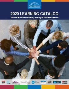 2020 New Horizons Learning Catalog